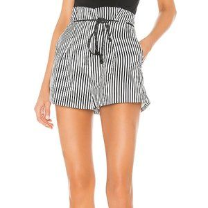 Revolve NBD Mai Short in Black & White